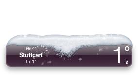Schnee 2007-11-13