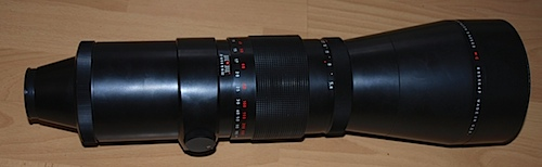 500mm 5,6 Pentacon