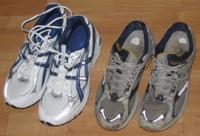 Alte Und Neue Schuhe